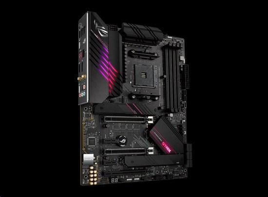 ASUS MB Sc AM4 ROG STRIX B550-XE GAMING WIFI, AMD B550, 4xDDR4, 1xDP, 1xHDMI, WI-FI, 90MB17B0-M0EAY0