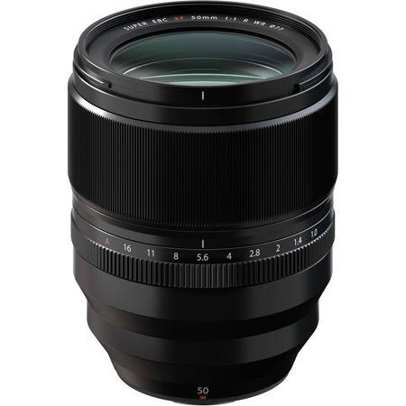 Fujifilm FUJINON XF50MM F1,0 R WR - Black
