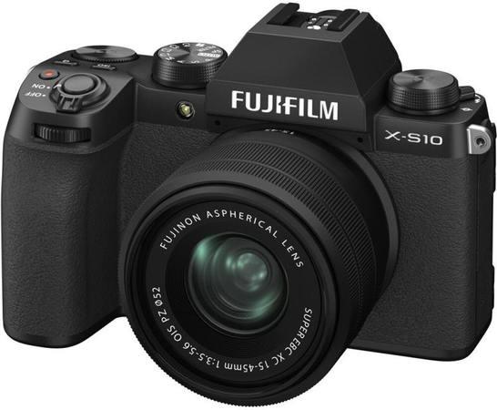 Fujifilm X-S10 + XC15-45mm