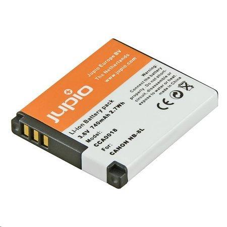 Baterie Jupio NB-8L pro Canon