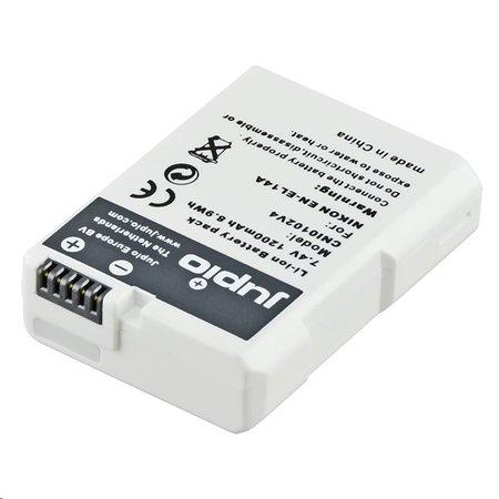 Jupio baterie EN-EL14A ultra pro Nikon