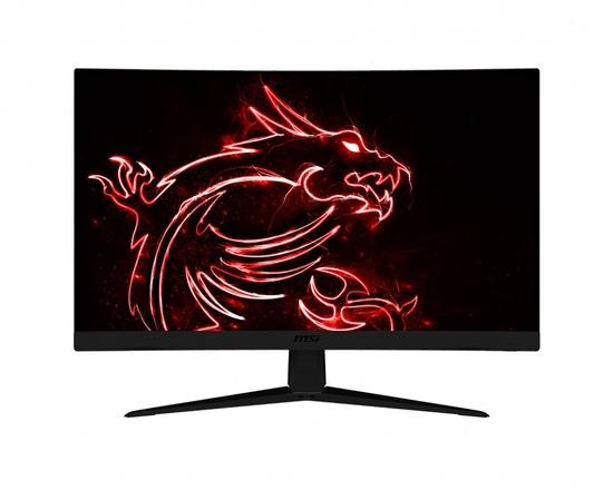 "MSI Gaming monitor Optix G27C5, 27"" zakřivený /1920x1080 (FHD)/VA LED, 165Hz/1ms/3000:1/250cd / m2/ 2xHDMI/DP, Optix G27C5"