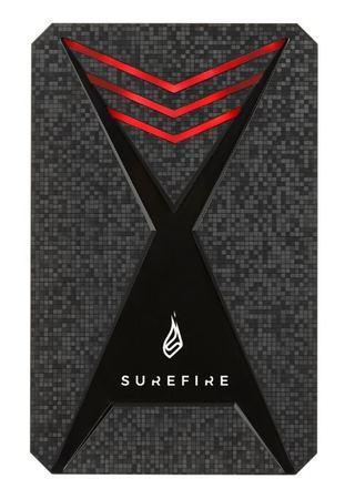 SUREFIRE GX3 Gaming SSD USB 3.2 Gen 1 1TB Black