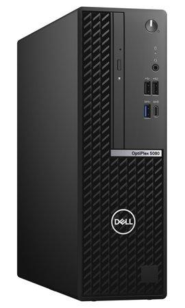 DELL OptiPlex 5080 SFF/ i5-10500/ 8GB/ 256GB SSD + 1TB/ DVDRW/ W10Pro / 3Y PS on-site