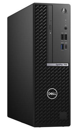 DELL OptiPlex 7080 SFF/ i5-10500/ 8GB/ 2x 512GB SSD/ DVDRW/ W10Pro/ 3Y PS on-site