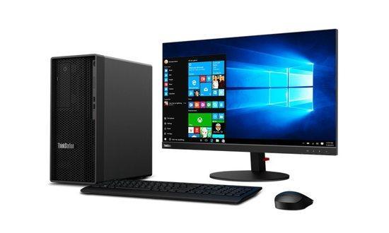 Lenovo ThinkStation P340 XEON W-1250/16GB/256GB SSD+1TB HDD 7200 rpm/QUADRO P1000 4GB/DVD-RW/Tower/Win10 PRO/3yOnS