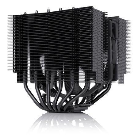 NOCTUA NH-D15S chromax.black chladič CPU, NH-D15S CH.BK