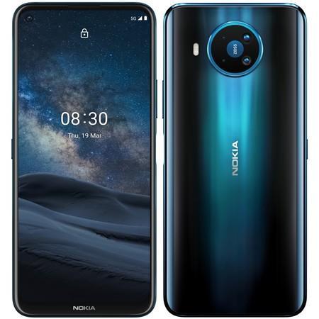 Mobilní telefon Nokia 8.3 5G - modrý