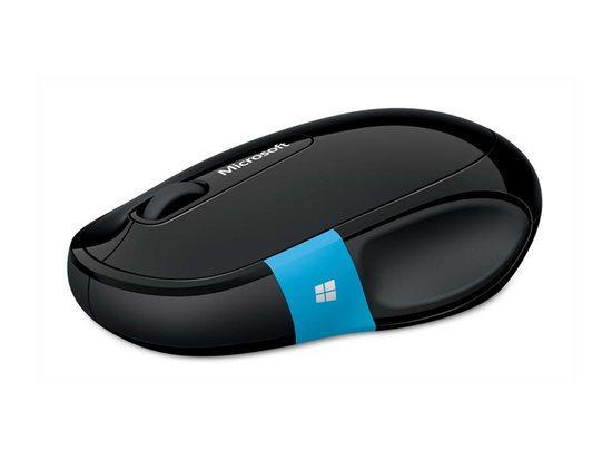 MICROSOFT H3S-00001 Sculpt Comfort Mouse Win7/8 Bluetooth EN/DA/FI/DE/IW/HU/NO/PL/RO/SV/TR EG Black, H3S-00001