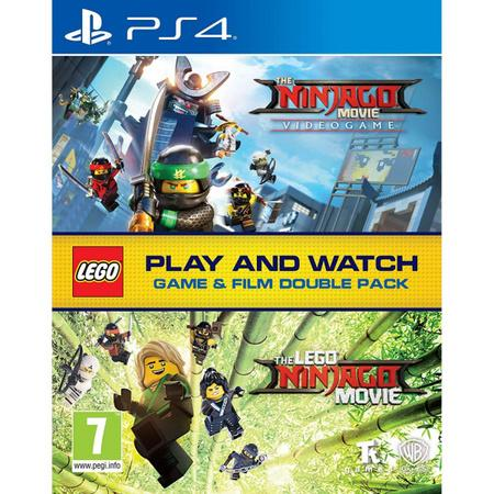 PS4 LEGO The Ninjago Movie: Videogame Double Pack