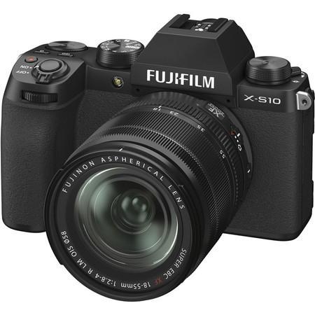 Fujifilm X-S10 + XF18-55mm
