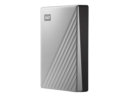 """Ext. HDD 2,5"""" WD My Passport Ultra for MAC 5TB, WDBPMV0050BSL-WESN"""