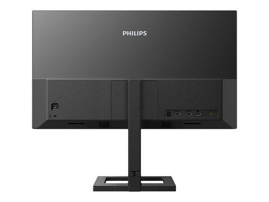 """LCD monitor Philips 275E2FAE/00 27"""",LED, IPS, 1ms, 1000:1, 350cd/m2, 2560 x 1440,DP, - černý"""