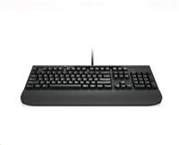 LENOVO klávesnice drátová Enhanced Performance USB Keyboard Gen II - USB, czech, černá