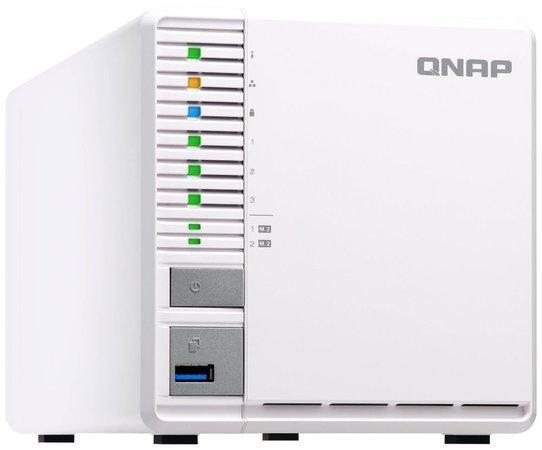 QNAP TS-351-2G, 2,41 GHz QC/2GB/3xHDD/SSD/1xGL/USB 3.0/R5/HDMI, UQ278
