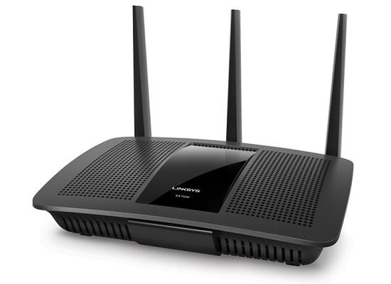 LINKSYS MAX-STREAM AC1900 MU-MIMO GIGABIT ROUTER V3