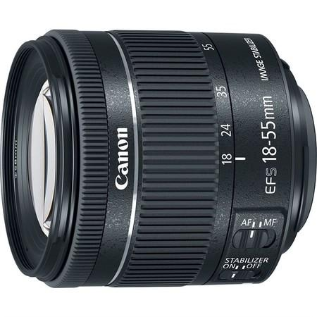 Objektiv Canon EF-S 18-55 mm f/4-5.6 IS STM