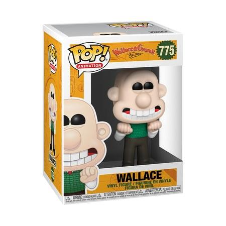 Funko POP Animation: Wallace  Gromit S2 - Wallace