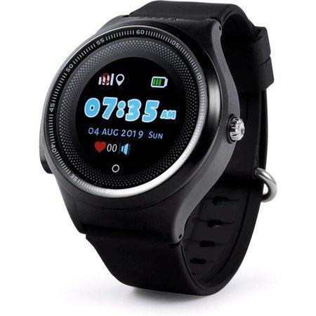 CEL-TEC KT06 dětské hodinky s GPS černé