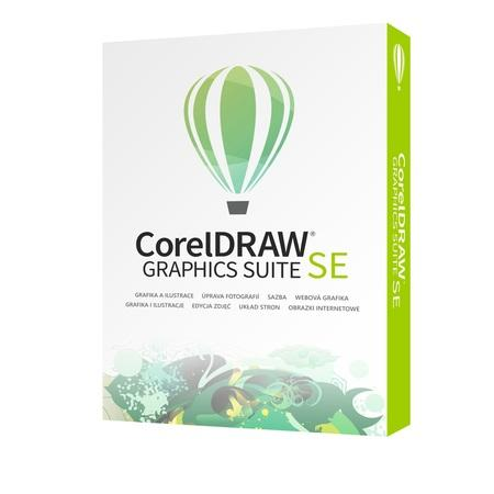 CorelDraw Graphic Suite Special Edition 2 CZ/PL BOX