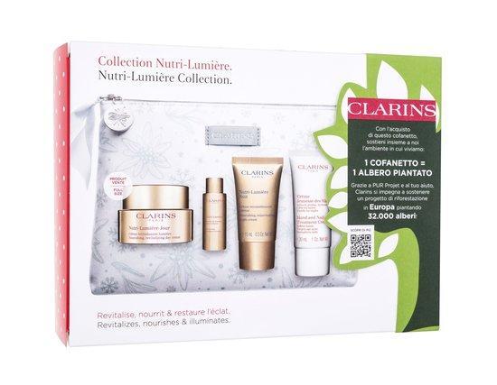 Denní pleťový krém Clarins - Nutri-Lumiére 50 ml