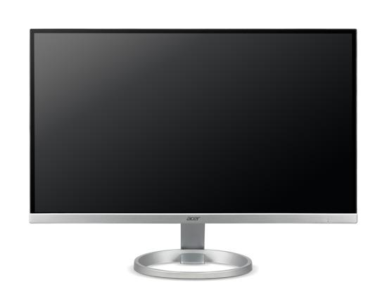 "Acer LCD R270Usmipx 27"" IPS LED /2560x1440@75Hz /100M:1/1ms/350nits/ VGA, HDMI, repro 2x2W / VESA, F"