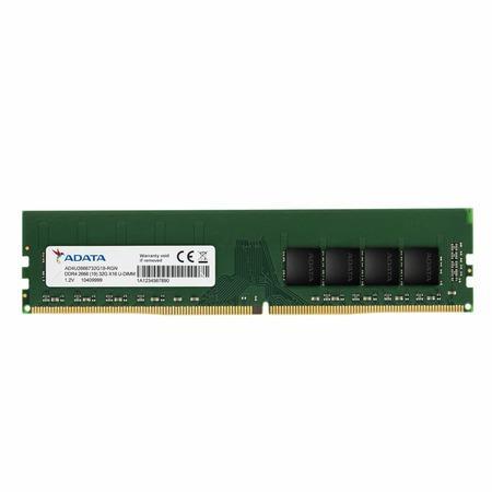8GB DDR4-2666Hz ADATA CL19 1024x16, AD4U266688G19-RGN