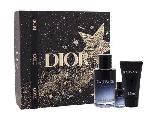 Parfémovaná voda Christian Dior - Sauvage 100 ml
