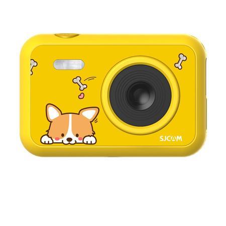 Kamera SJCAM F1 FunCam žlutá, dog