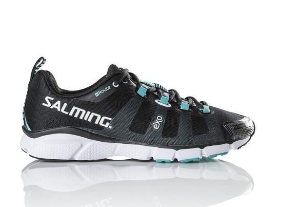 SALMING enRoute Shoe Women Black, 5,5 UK - 38 2/3 EUR - 24,5 cm
