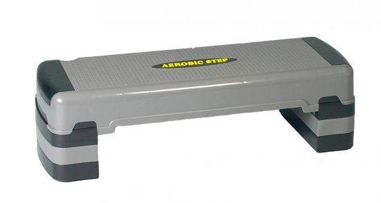 Bedýnka SPARTAN AEROBIC STEP 90x32,5x15/19/25 cm