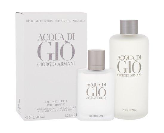Toaletní voda Giorgio Armani - Acqua di Gio 50 ml