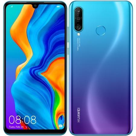 Huawei P30 lite 6GB/256GB Peacock Blue