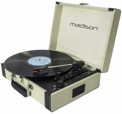 Madison MAD-RETROCASE-CR