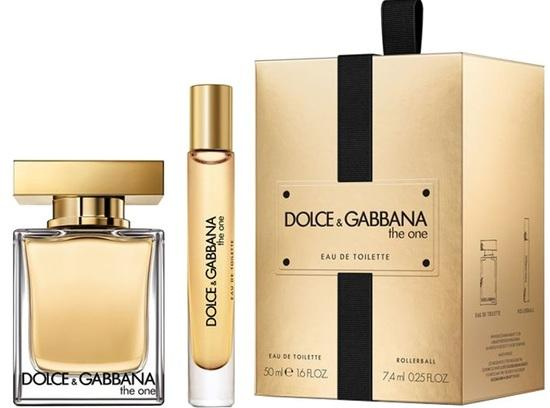 Dolce & Gabbana The One W 50ml + EDT 7,4ml