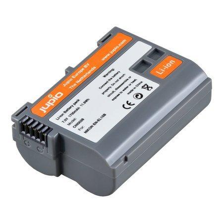 Baterie Jupio EN-EL15B Ultra pro Nikon 2000mAh