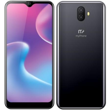 myPhone Prime 5 stříbrný