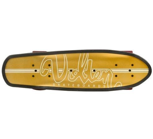 Longboard Volten Alu Cruiser Vanguard Orange 57.5x17cm