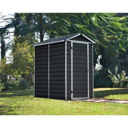 Palram Skylight 4x6 antracit zahradní domek