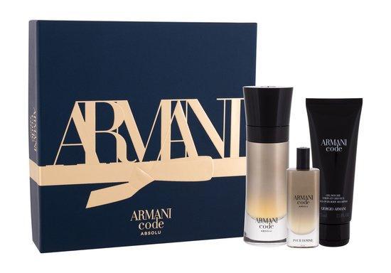 Parfémovaná voda Giorgio Armani - Code 60 ml