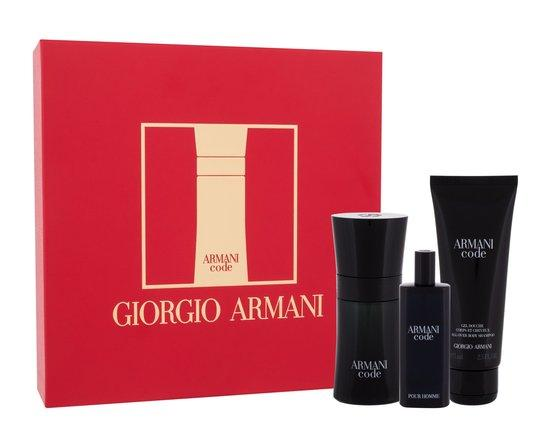 Toaletní voda Giorgio Armani - Armani Code Pour Homme 50 ml