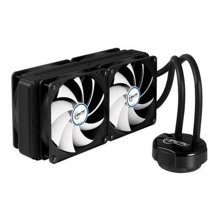 ARCTIC Liquid Freezer 240, komplet vodního chlazení CPU