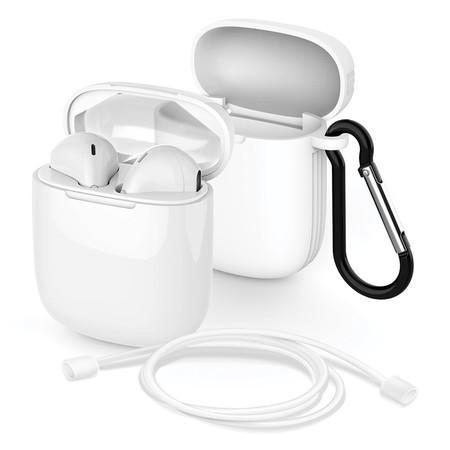 Sluchátka Meliconi Safe Pods - bílá