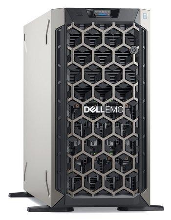 DELL PowerEdge T340/ Xeon E-2224/ 16GB/ 3x 1.2TB 10k SAS/ H730P/ IDRAC 9 Basic/ 1x 495W/ 3Y Basic on site, SVD018109