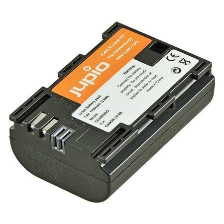 Jupio baterie LP-E6 /NB-E6 Chip pro Canon