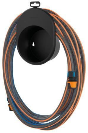 "Sada zavlažovací hadice Premium 13 mm (1/2"") 15 m s držákem na hadice Fiskars 1027678"