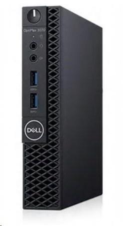 DELL OptiPlex 3070 Micro i3-8100T /8GB/128GB/LINUX/5Y PS, OP3070MFF-CTO-LINUX