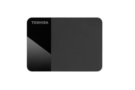 "TOSHIBA HDD CANVIO READY (NEW) 2TB, 2,5"", USB 3.2 Gen 1, černá / black"