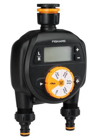 Zavlažovací časovač, dva výstupy Fiskars 1054792