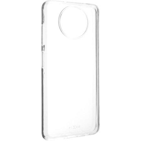 FIXED Skin ultratenké TPU pouzdro 0,6 mm Xiaomi Poco X3 čiré